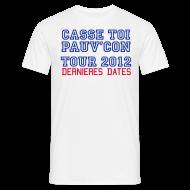 Tee shirts ~ Tee shirt Homme ~ Texte