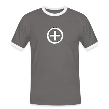 POSITIVE!  Energy Symbol, silver, digital, symbol, symbols, powerful, sign, icon T-Shirts