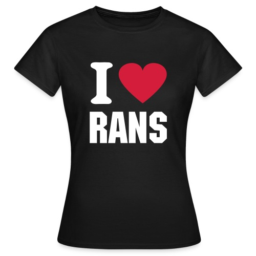 I love Rans Women's - Women's T-Shirt