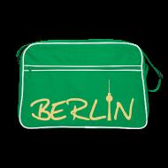 Taschen & Rucksäcke ~ Retro Tasche ~ Berlin Retro Tasche