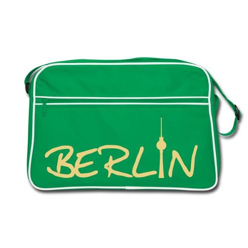 Berlin Retro Tasche - Retro Tasche