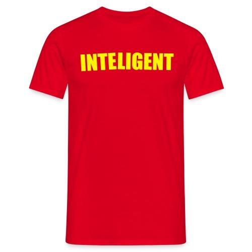 Smart T-shirt - T-shirt herr