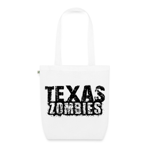 Sac texas zombies - Sac en tissu biologique