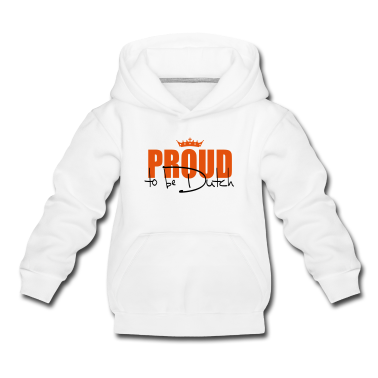 proud to be dutch  Kids' Tops