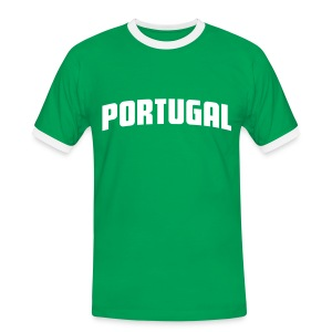 Portugal Tee - Men's Ringer Shirt