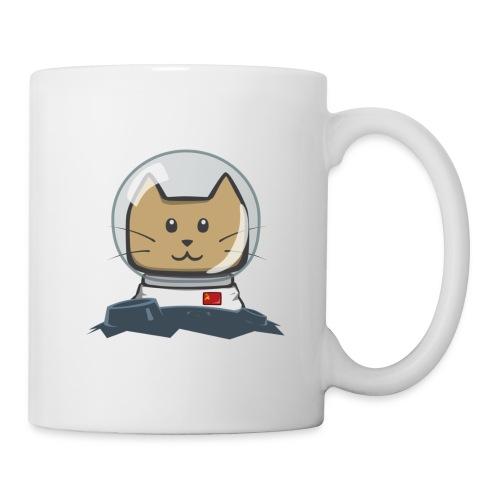 Gato Cosmonaut - Mug