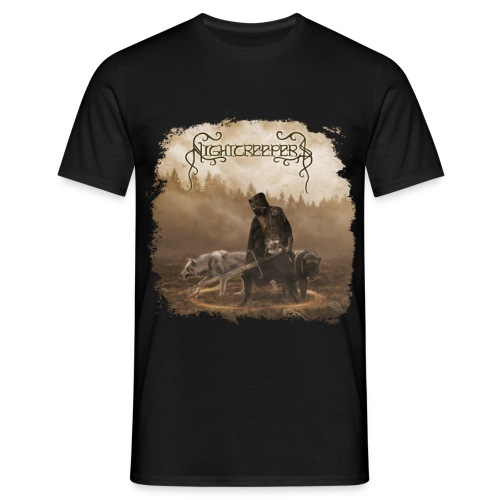 NightCreepers Alpha - Men's T-Shirt