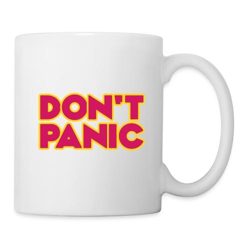 Don't Panic - Tasse