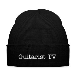 Guitarist TV Beanie - Winter Hat