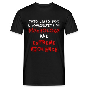 Psychology T-Shirt - Men's T-Shirt