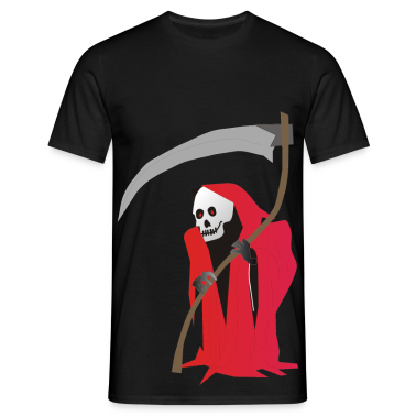 The Grim Reaper T-Shirts