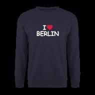 Pullover & Hoodies ~ Männer Pullover ~ I love Berlin Pullover