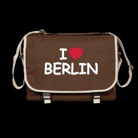 I love Berlin Tasche ~ 1679