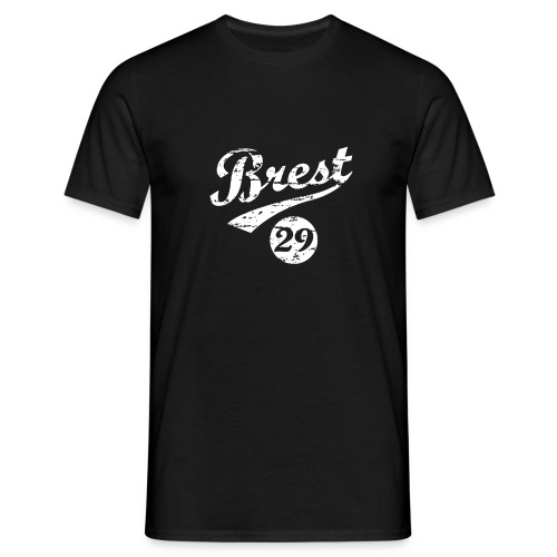 Brest Old School - T-shirt Homme