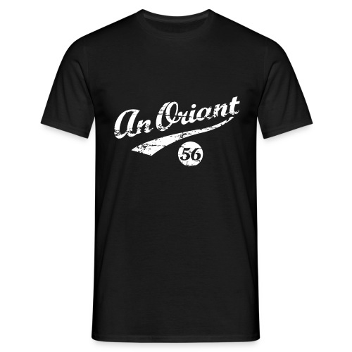 An Oriant Old School - T-shirt Homme
