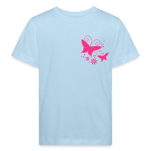 Kinder T-Shirt Butterfly - Kinder Bio-T-Shirt