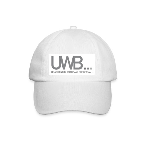 UWB Baseballkappe grau - Baseballkappe