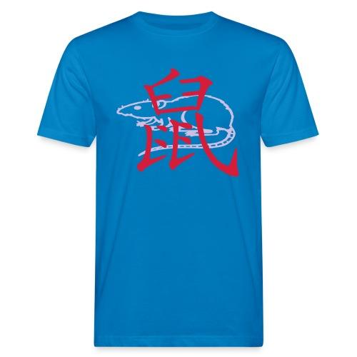 Astrologie le Rat - T-shirt bio Homme