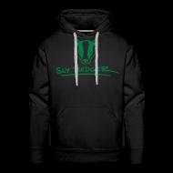 Hoodies & Sweatshirts ~ Men's Premium Hoodie ~ SlyBadger