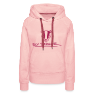 Hoodies & Sweatshirts ~ Women's Premium Hoodie ~ SlyBadger