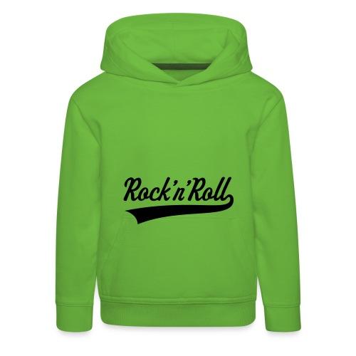 Kinder Shirt Rock'n'Roll - Kinder Premium Hoodie