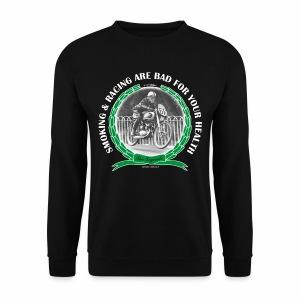 Smoking and Racing - Men's Sweatshirt