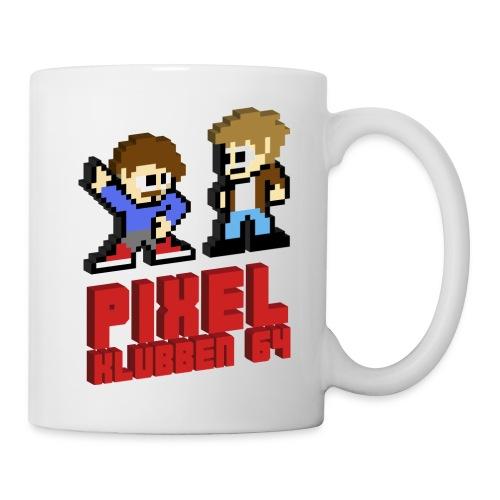 Mugg - Drick din favoritdryck medan du lyssnar på Pixelklubben 64!