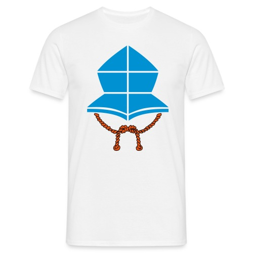 Landshut Helm - Männer T-Shirt