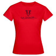 T-Shirts ~ Women's T-Shirt ~ SLyBadger