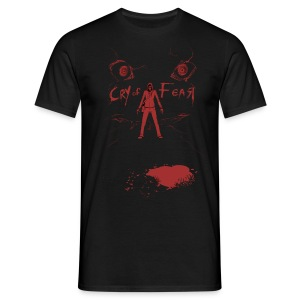 Cry of Fear T-shirt v4 - Men's T-Shirt