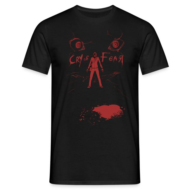 Cry of Fear T-shirt v4
