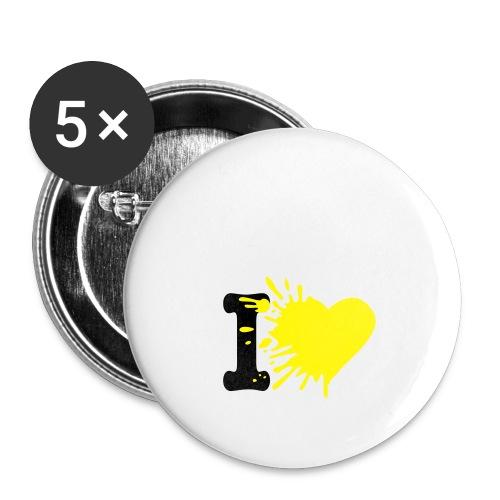 no.1 - Buttons medium 32 mm