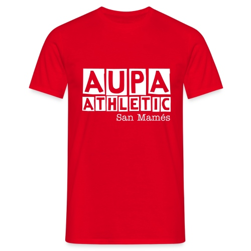 Aupa Athletic - Athletic Club Bilbao - Men's T-Shirt