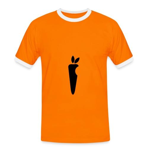 Carrrot - Camiseta contraste hombre