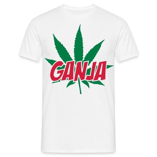 Ganja - Mannen T-shirt