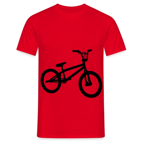 Ride My Style Black Bike Men's T-Shirt - Men's T-Shirt