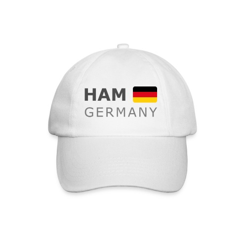 Base-Cap HAM GERMANY GF dark-lettered - Baseball Cap