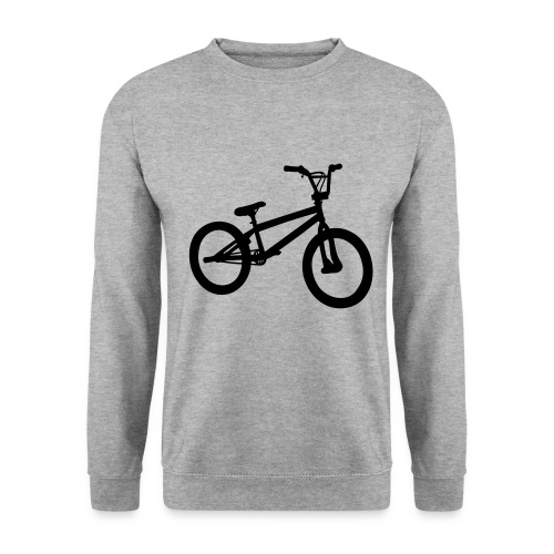 Ride My Style Black Bike Men's Sweater - Men's Sweatshirt