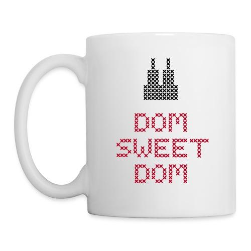 Dom Sweet Dom - Tasse