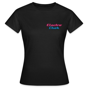 Electro-team-F - T-shirt Femme