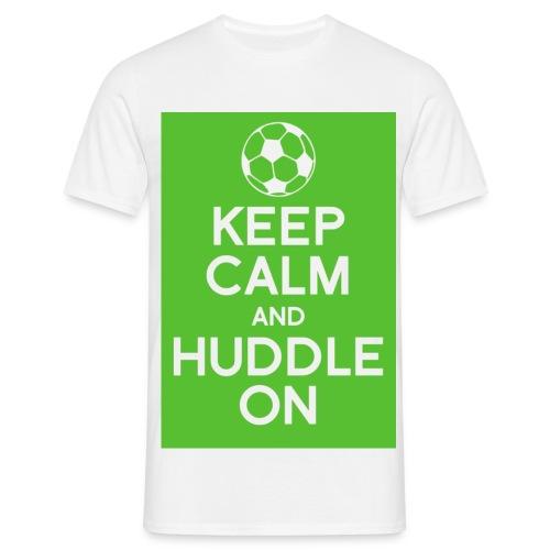 huddle - Men's T-Shirt