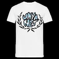 T-Shirts ~ Men's T-Shirt ~ Full UNYANET Support Shirt for Men