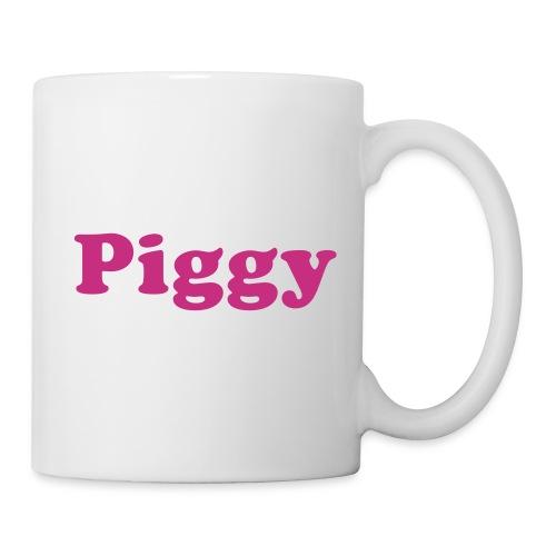 Piggy - Tasse von Lady Janis - Tasse