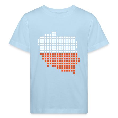 Koszulka dziecięca Euro - 2 - Ekologiczna koszulka dziecięca