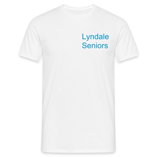 Lyndale Seniors T-shirt - Men's T-Shirt