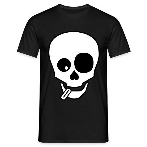 Mongo Skull - Männer T-Shirt