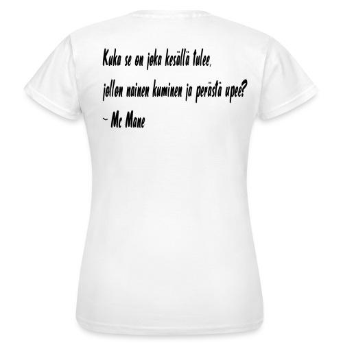 Leikeissä, naisten T-Paita - Naisten t-paita
