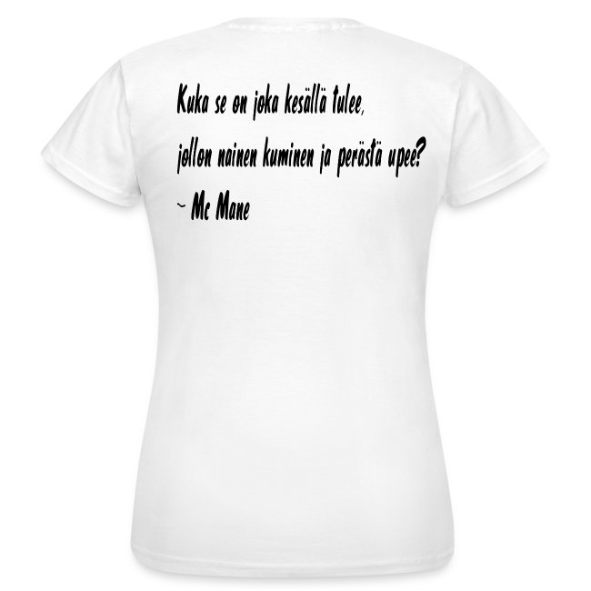 Leikeissä, naisten T-Paita