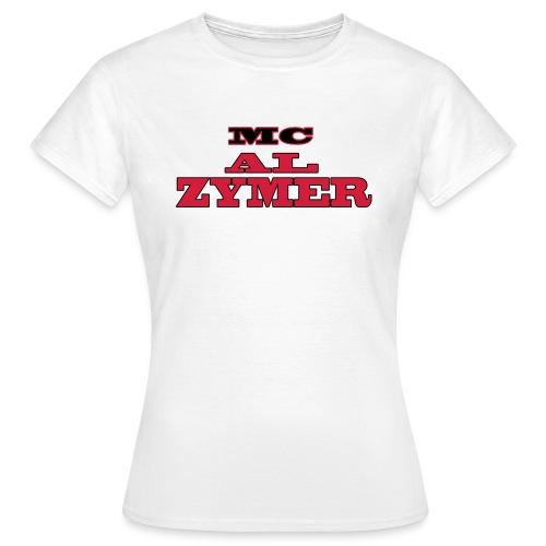 Tee shirt femme - MC Al Zymer - T-shirt Femme