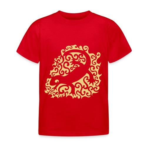 t-shirt enfant salamandre - T-shirt Enfant